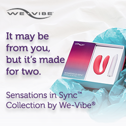 We-Vibe Sensations in Sync Collection Limited Edition Couples Massager Set