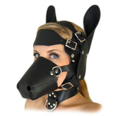 StockRoom Ponyhead Bridle Set Black
