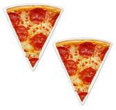 Pastease Pepperoni Pizza Nipple Pasties on White