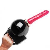 LoveBotz Auto Banger Hand Held Sex Machine with Attachments