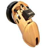 CB-X CB-6000 Male Chastity Device Designer Series Gold