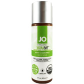 System JO Organic Naturalove with Chamomile USDA Certified Water-based Lubricant 2 oz