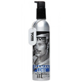 Tom of Finland Seaman Lube Cum Scented Water-based Lubricant 8 oz