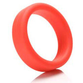 Tantus Super Soft Silicone C-Ring Red