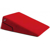 Liberator Ramp Position Pillow Flame Red Microfiber