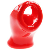 OxBalls Atomic Jock Unit-X Stretch Sport Sling Cock & Ball Stretcher Red