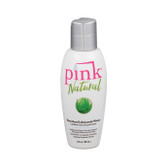 Pink Natural Water-based Lubricant for Women 2.8 oz