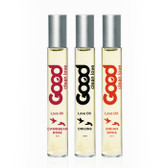 Good Clean Love Aphrodisiac Love Oil 3-piece Rollerball Gift Set