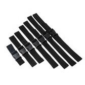 Master Series Subdued Adjustable Full Body Strap 7-piece Set