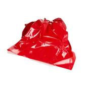 Scandal Super Sheet Red King Size Vinyl Bedsheet