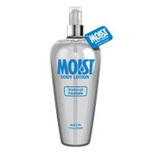 Buy Moist Body Lotion Natural Formula Water-based Personal Lubricant 8 oz - Pipedream Toys Products