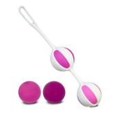Buy Geisha Balls 2 Weighted Kegel PC Muscle Exercise System - Fun Toys made in the UK
