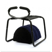 Buy Multi-function Sex Chair with Handle & Inflatable Toy Mount for disabled or handicap - Dallas Novelty sex is for everybody