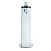 Buy the FTM Clitoral Enlargement Cylinder 5 inch with AirLock Release Valve - LA Pump LAPD