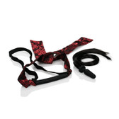 Buy the Scandal Pony Play Kit with Bit Gag & Tail Butt Plug - Cal Exotics