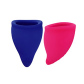 Buy the Fun Cup Menstrual Cup Explore 2-piece Kit - Fun Factory