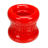 Buy Squeeze Soft-Grip Ball Stretcher Blood Red - OxBalls