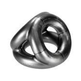 Buy Tri-Sport Adjustable Fit Cock & Ball Sling Harness Steel Grey - OxBalls Atomic Jock