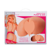 Buy the Doggystyle Life-size Vagina & Butt Realistic Body Stroker - XR Brands