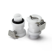 Buy the Female Pump Cylinder Coupler - LAPD LA Pump Distributing