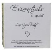 Sliquid Essentials Lube Cube 12ct Pillows