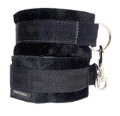 Sportsheets Soft Cuffs Set Black