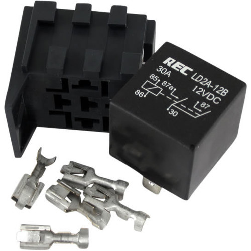 30 40 Amp Relay Kit Kwikwire Com Electrify Your Ride