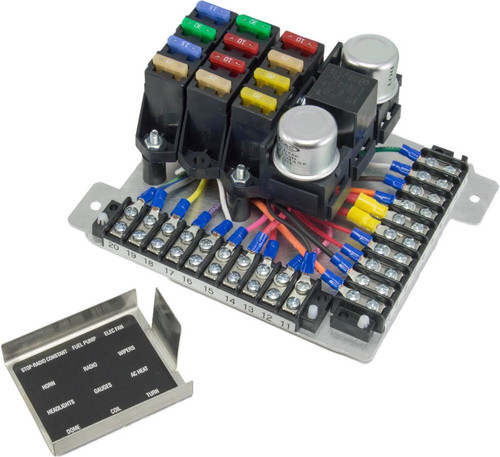 Tr-1400 Replacement Fuse Block
