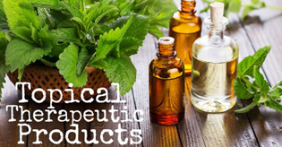 Topical Therapeutic Products
