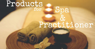 Spa & Practitioner Products