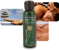 Helios ~ 8oz Acu-Point Therapeutic Massage Oil (Wholesale)