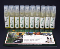 15pk Helios All Natural Relief Spray Sample Kit