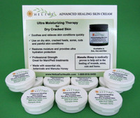 15pk Advanced Healing Skin Cream Sample Kit