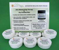 15pk Advanced Healing Skin Cream Sample Kit