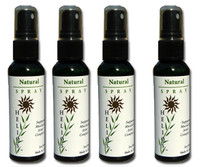 Buy THREE - 2oz Helios All Natural Relief Sprays and get 1 FREE