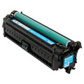 Buy HP 307A Cyan, CE741A, Remanufactured Toner Cartridge for HP Colour LaserJet CP5225, CP5225dn and CP5225n Printers