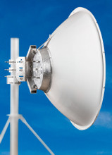 Jirous JRMB 1200 4' 10 / 11Ghz High Performance Dish for Mimosa Networks B11