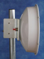 Jirous JRMC 380 1' 10 / 11Ghz High Performance Dish for Mimosa B11 & Ubiquiti AirFiber 11X
