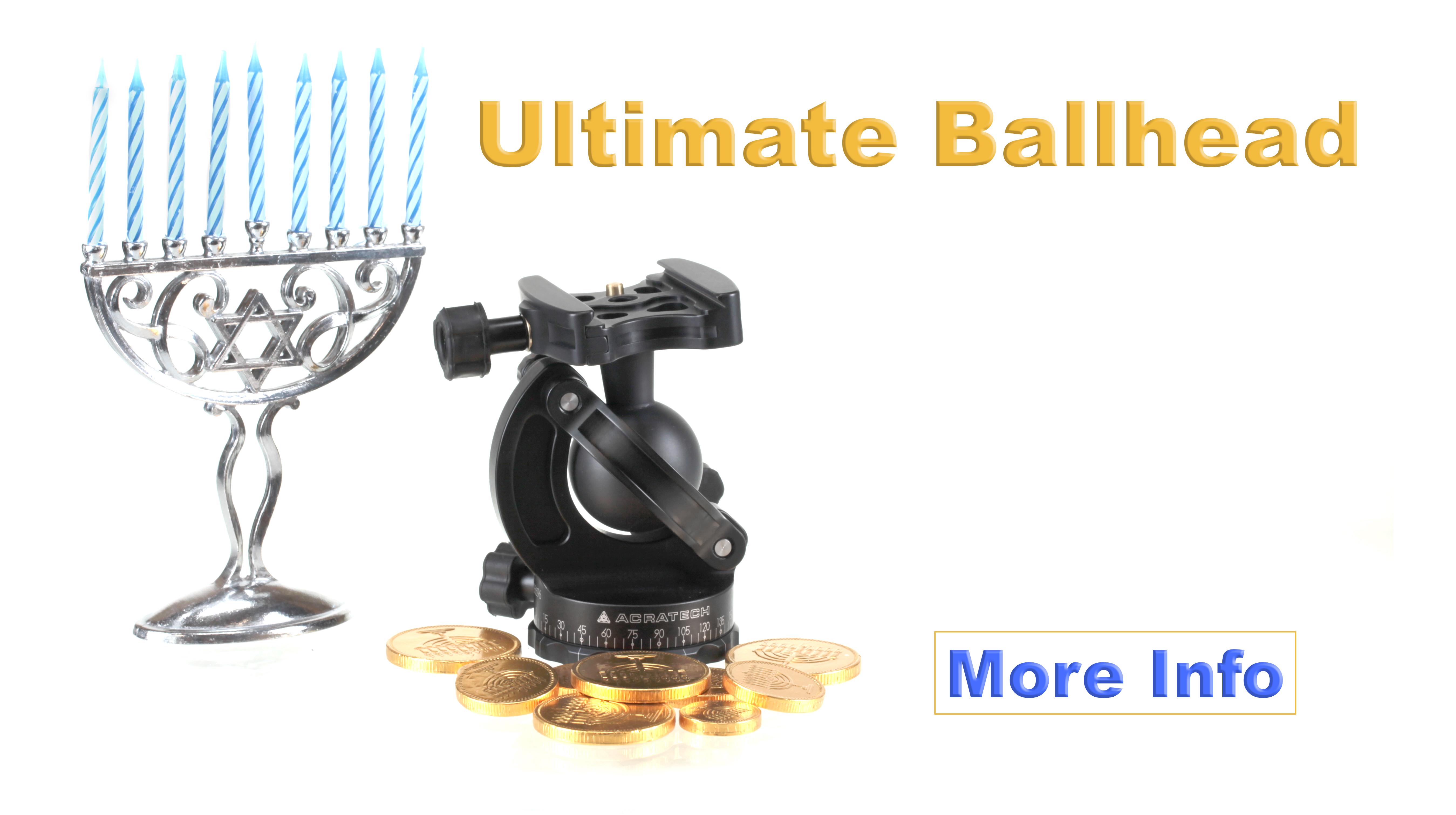 Ultimate Ballhead