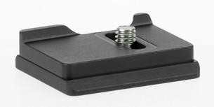 Camera specific Plate for Canon M5, M6.