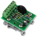 AC anemometer amplifier board