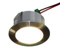 LED light for DC applications