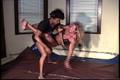Video 128  Karla Nelson VS  Aziza