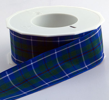 Authentic Douglass Plaid Ribbons