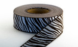 Zebra Striped Ribbon by the Yard - Best Quality