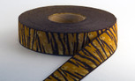 Tiger Striped Ribbon by the Yard, Best Quality