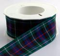 Authentic Clan MacKenzie Tartan Plaid Ribbon, 25 yards, choice of 4 widths