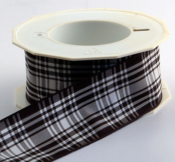 Authentic Clan Menzies Plaid Ribbon