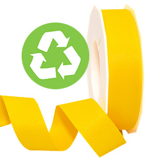 YellowRecycled Ribbon