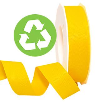YellowRecycled Ribbon